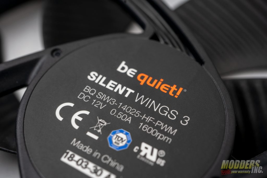 Silent Wing 3 fans