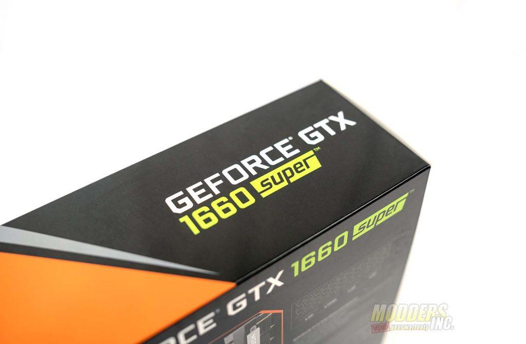 Gigabyte 1660 Super unboxing