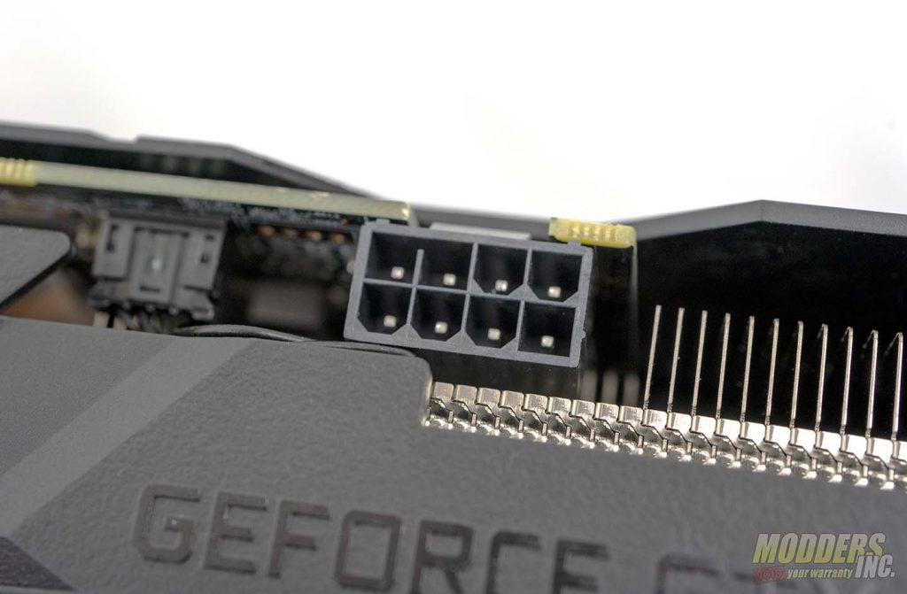 Gigabyte 1660 Super 8-pin power