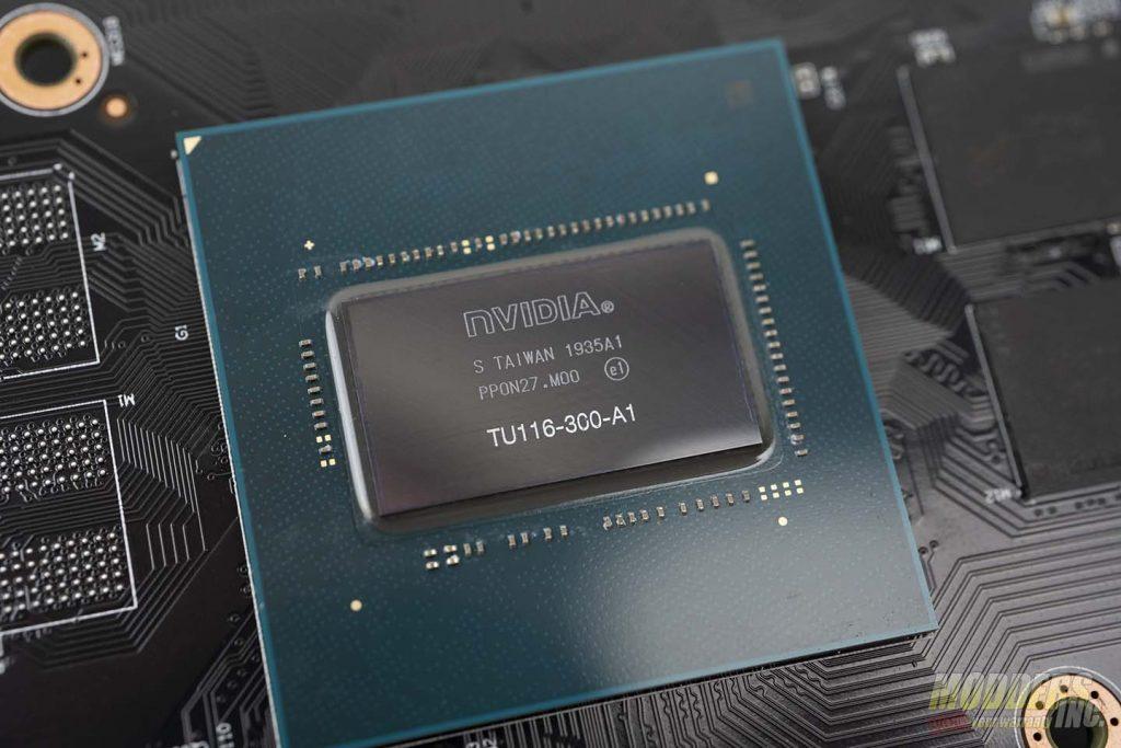 Gigabyte 1660 Super GPU 2