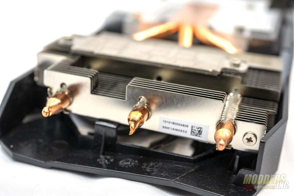 Gigabyte 1660 Super heatsink 2