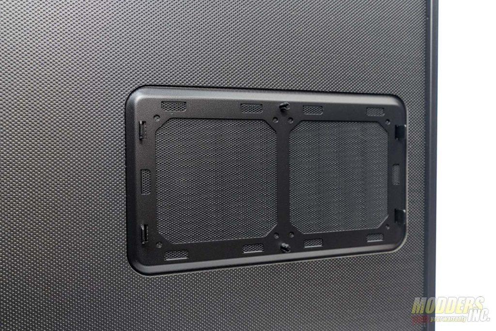 Dark Base Pro 900 rev. 2 rear vent