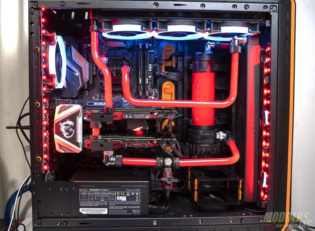 Dark Base Pro 900 build