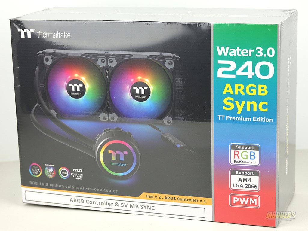 Water 3.0 240 ARGB