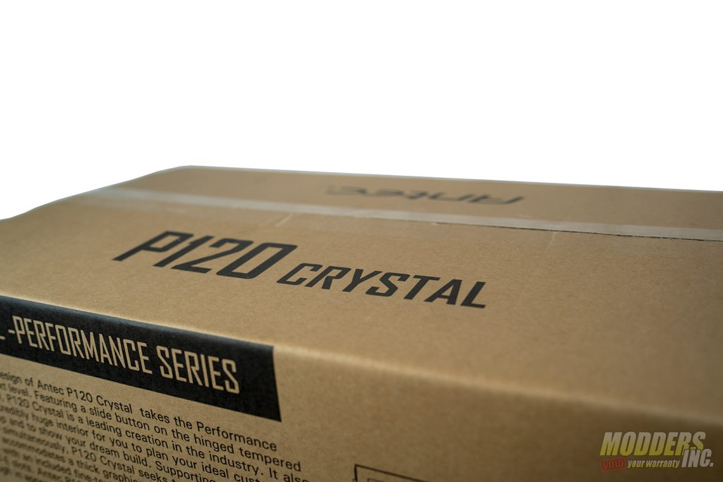 P120 Crystal packaging