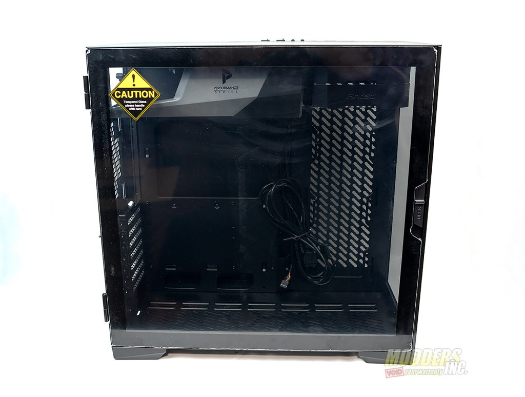 Antec P120 Crystal front panel