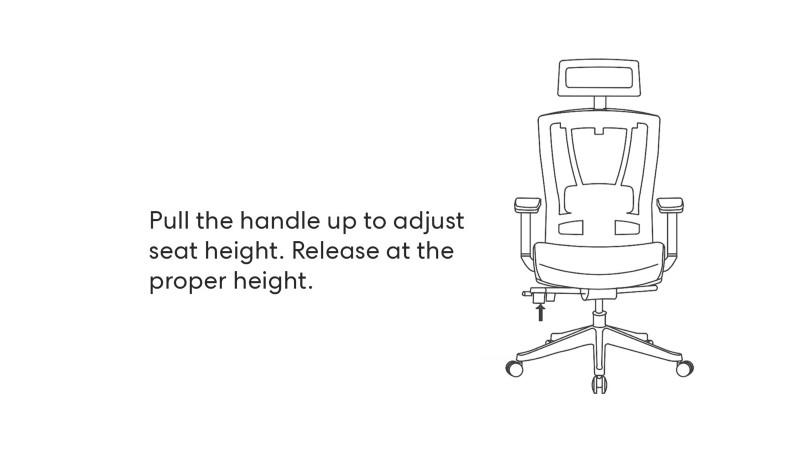 Autonomous ErgoChair 2 Black Edition Autonomous, chair, ergonomic 8