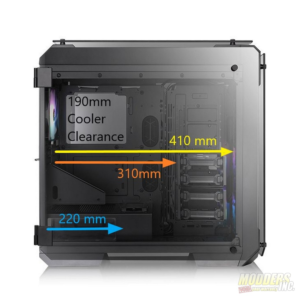 Thermaltake View 71 View 71 compatibility 01