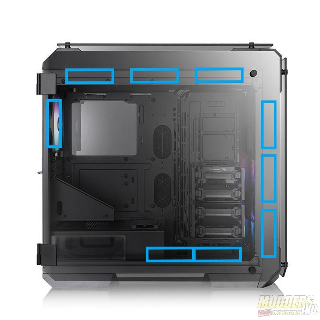 Thermaltake View 71 View 71 compatibility 02