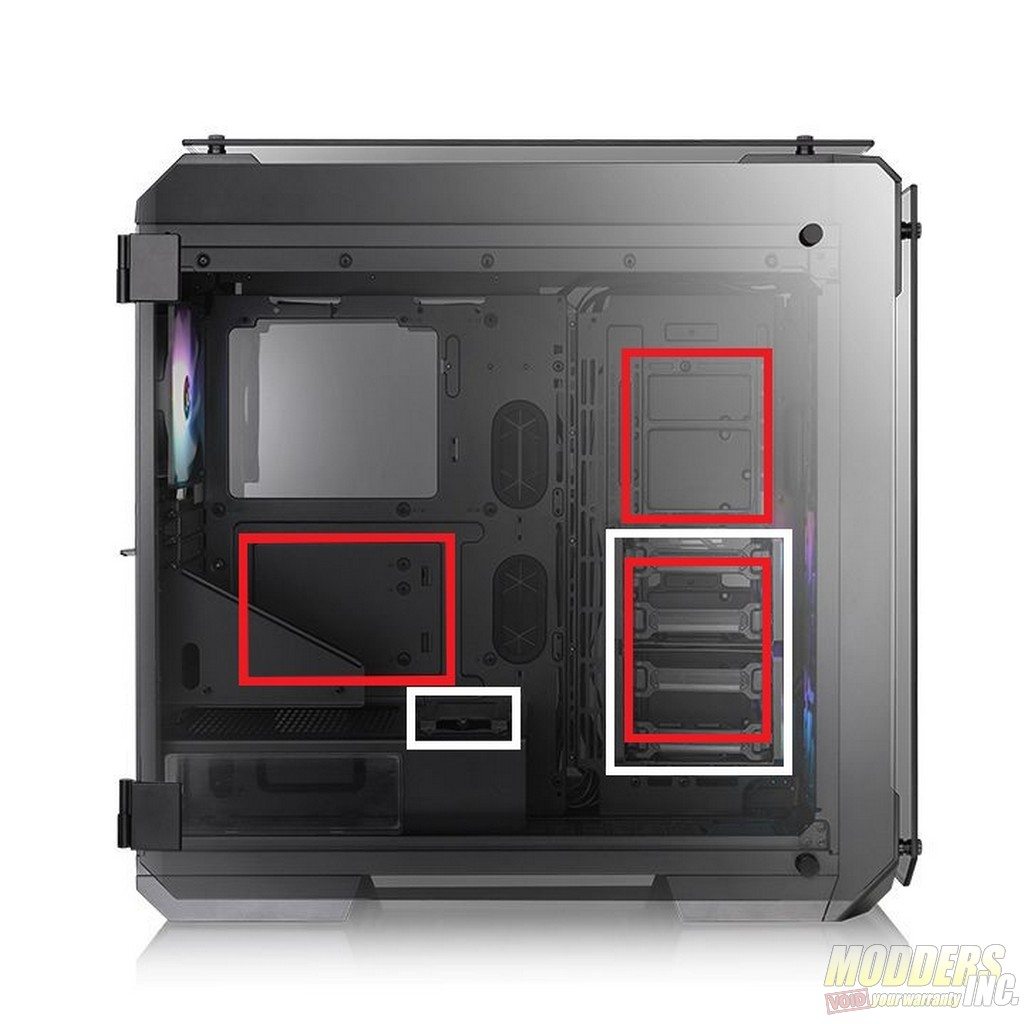 Thermaltake View 71 View 71 compatibility 04