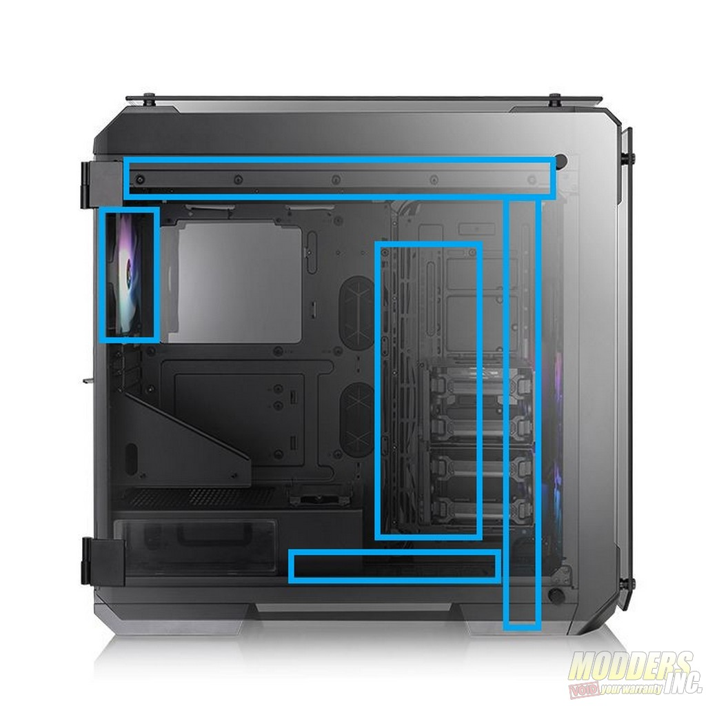 Thermaltake View 71 View 71 compatibility 05