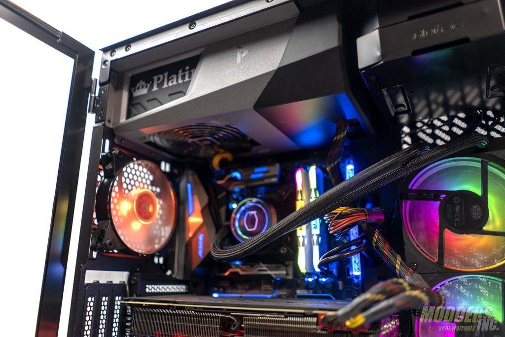 P120 Crystal build