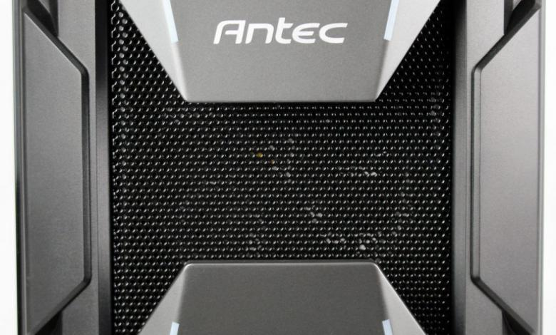 Photo of Antec DA601 Dark Avenger Case