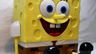 Photo of SpongeBob PC Case Mod