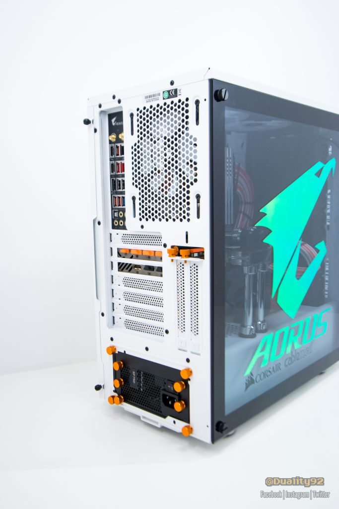 Aorus Z390 Waterforce CES 2020 Build 20191211 DSC 8166