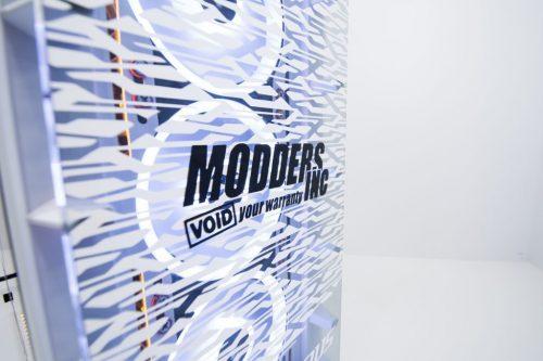 Aorus Z390 Waterforce CES 2020 Build Aorus, Build, cablemod, CES, Corsair, ModMyMods 10