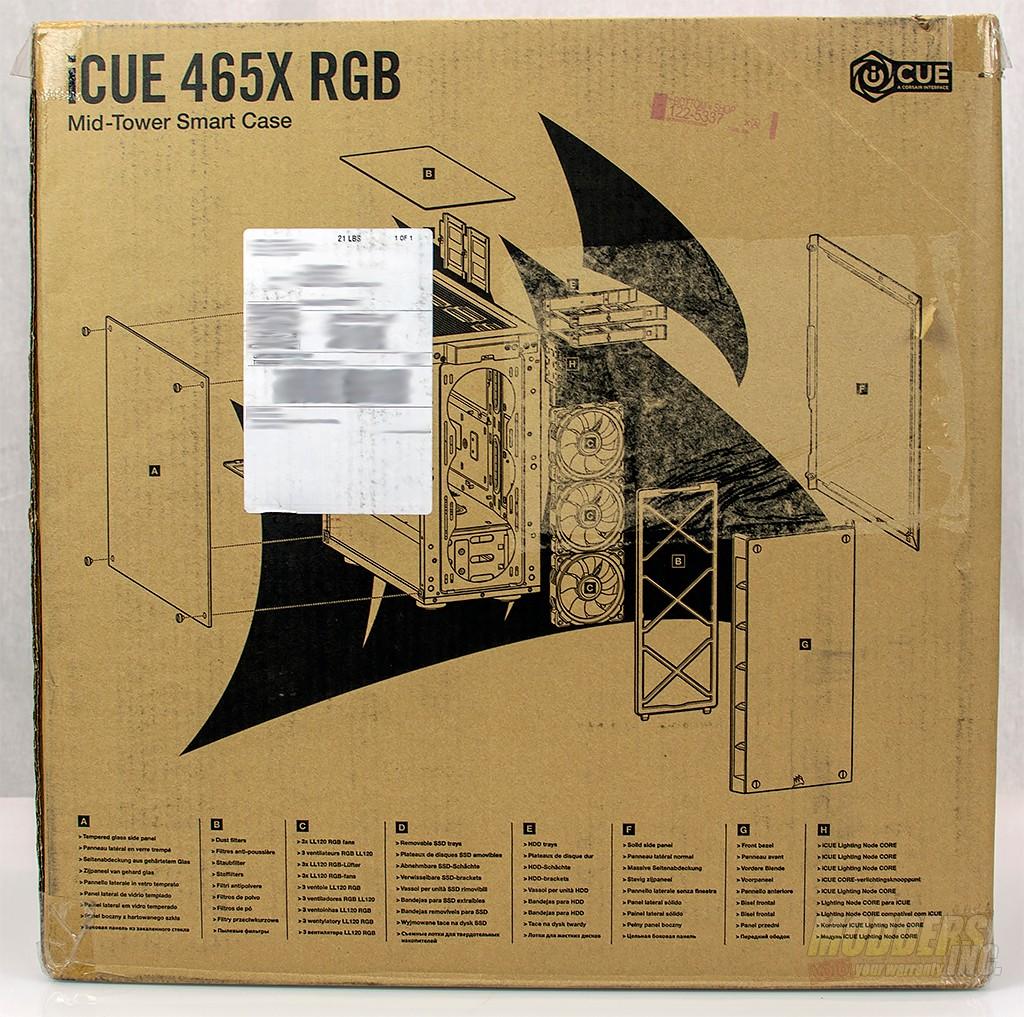 iCUE 465X