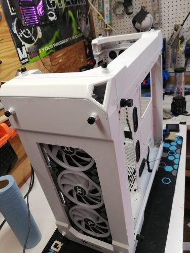 Aorus TRX40 Xtreme CES 2020 Case Mod Build IMG 20191015 111303