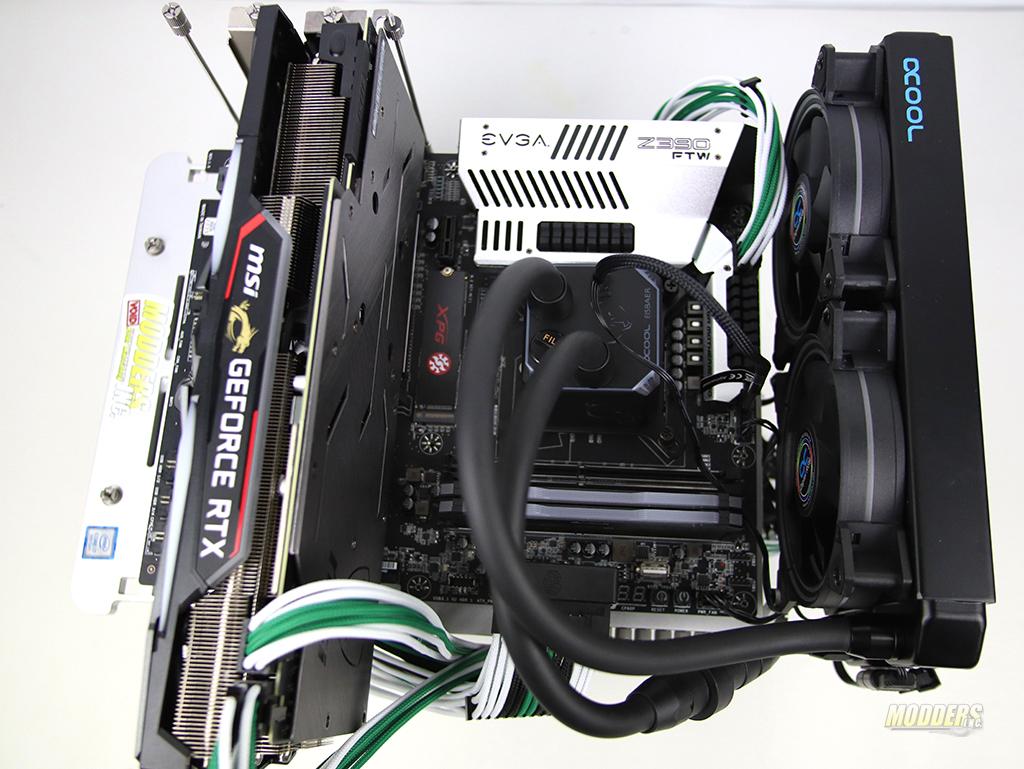 Alphacool Eisbaer Aurora 240 RGB CPU AIO Loop AIO, Alpha Cool, AlphaCool, AMD, ARGB, Cooler, Eisbaer Aurora 240 RGB, Intel, rgb, Water Cooling 6