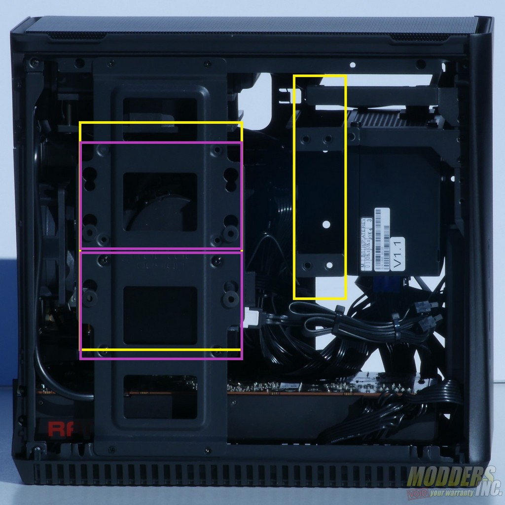 Fractal Design Era ITX AIO, fractal design, itx, pc case, Water Cooling, Wood panel 2