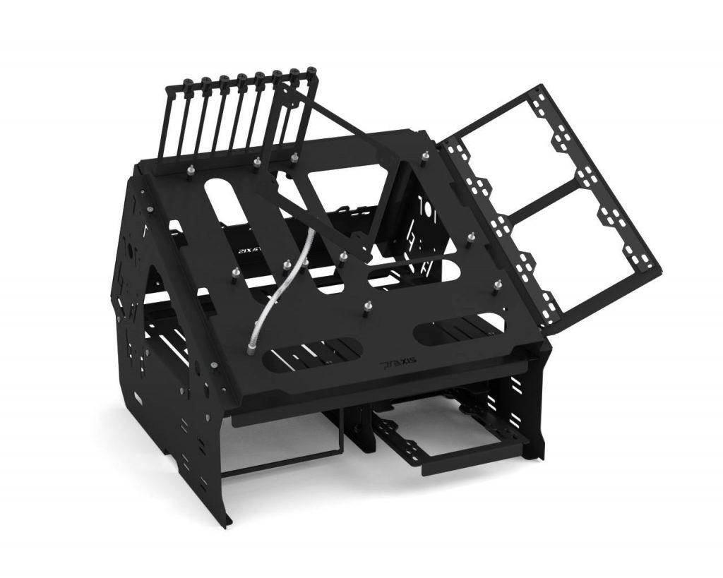 Praxis WetbenchSX Pro model slanted