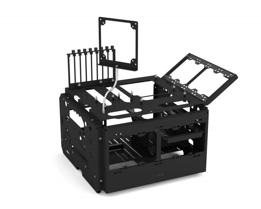 Praxis WetbenchSX Pro model flat