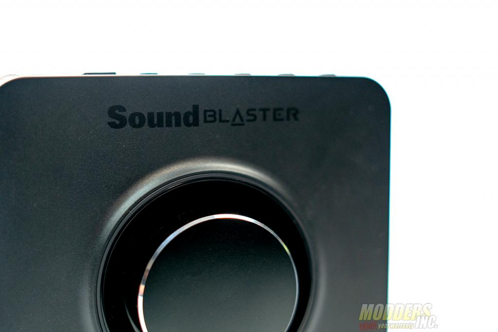 Sound Blaster X3 logo