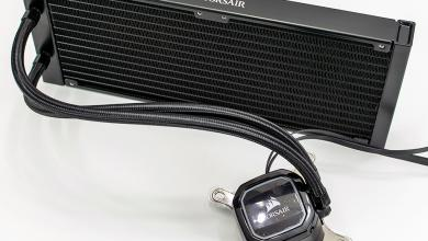 Photo of Corsair iCUE H115i RGB PRO XT Liquid CPU Cooler