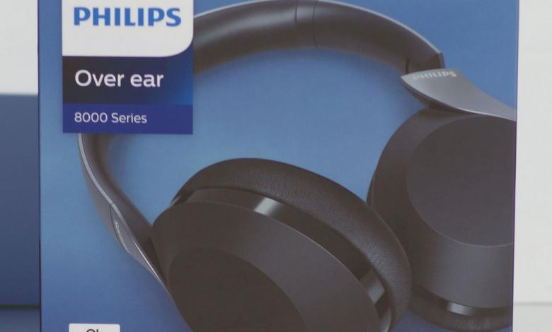 Photo of Philips PH805 Bluetooth Headset