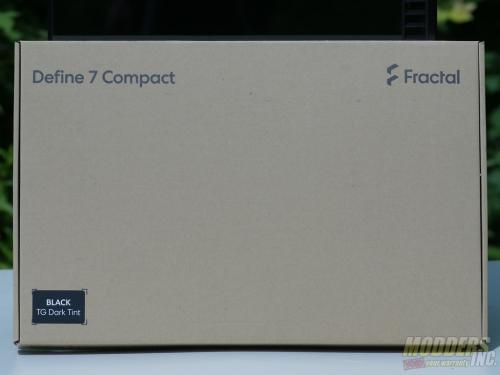 Fractal Design Define 7 Compact ATX, Case, Fractal, mATX, Mid Tower, pc case 6