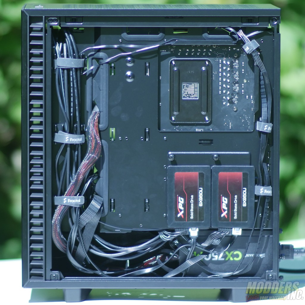 Fractal Design Define 7 Compact ATX, Case, Fractal, mATX, Mid Tower, pc case 39
