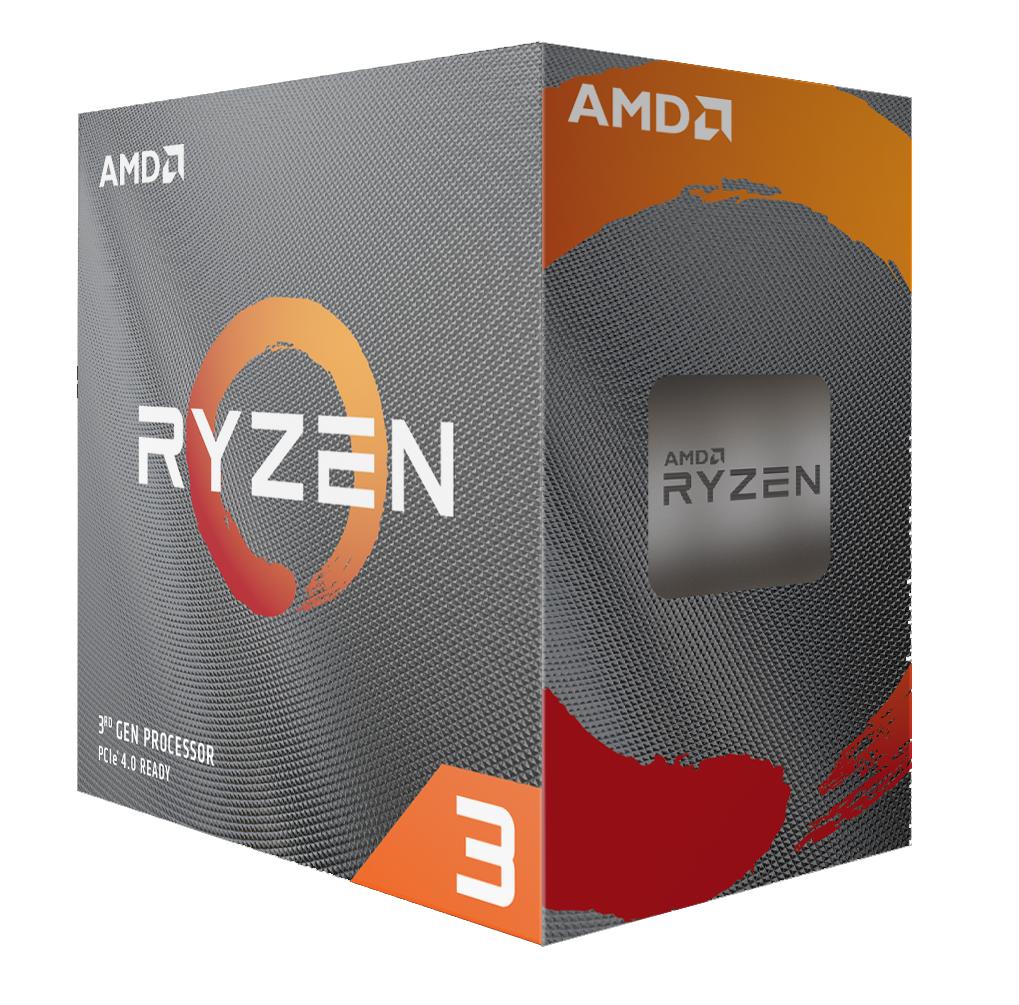 AMD Ryzen 3 3300X and AMD Ryzen 3 3100 CPU Review
