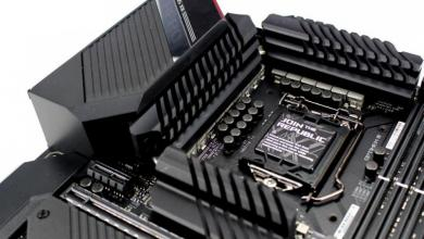 Photo of ASUS ROG MAXIMUS XII HERO WI-FI Z490 MOTHERBOARD Review at PCTestBench