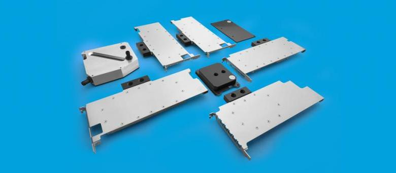 Photo of EK Expands Professional Portfolio With New Water Blocks