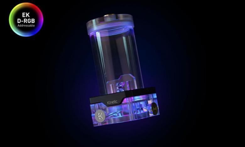 Photo of EKWB Pumpless Quantum TBE DDC Pump-Reservoir Combos Hitting the Market