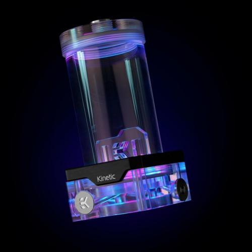 EKWB Pumpless Quantum TBE DDC Pump-Reservoir Combos Hitting the Market EKWB