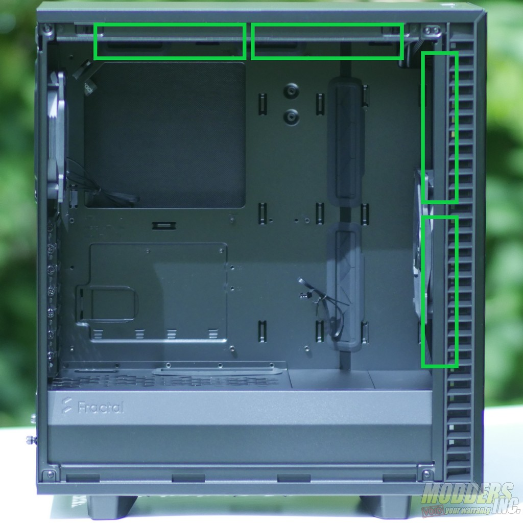 Fractal Design Define 7 Compact ATX, Case, Fractal, mATX, Mid Tower, pc case 28