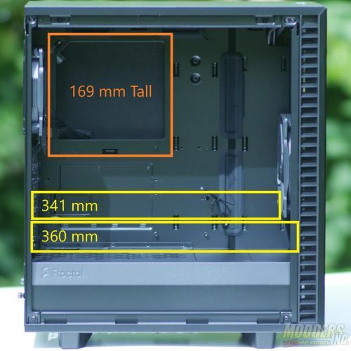 Fractal Design Define 7 Compact ATX, Case, Fractal, mATX, Mid Tower, pc case 26