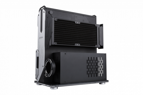 Zadak MOAB II Elite Water Cooled PC Case