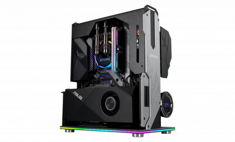 Photo of ZADAK Announces MOAB II ELITE as Their New Flagship Compact Water Cooled PC