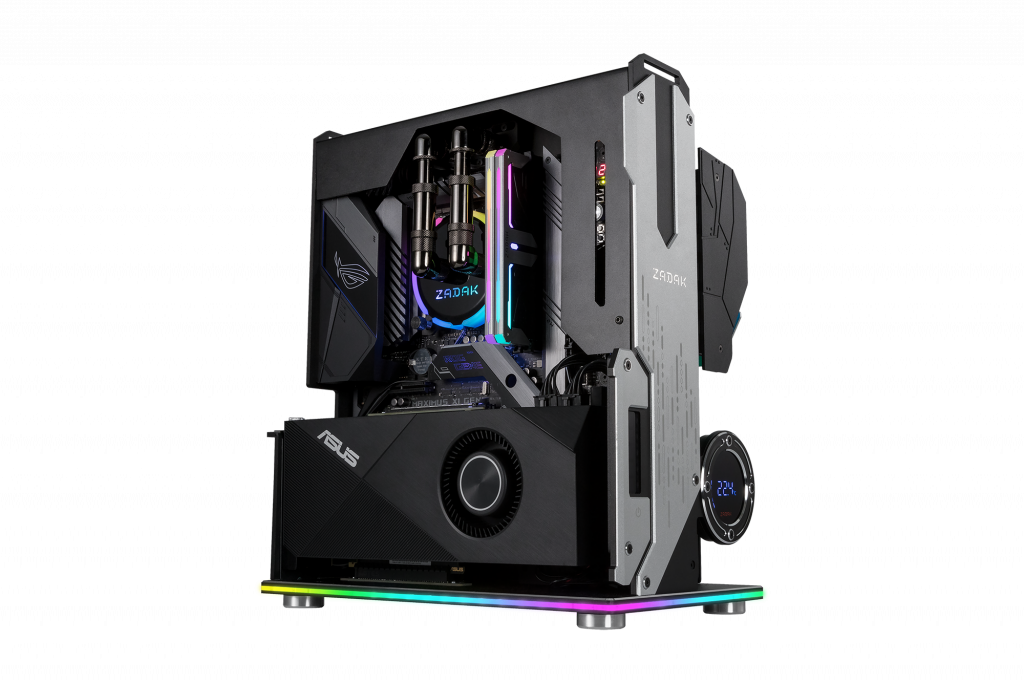 MOAB II Elite Water Cooled PC Case