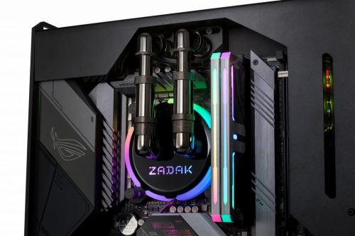 ZADAK Announces MOAB II ELITE as Their New Flagship Compact Water Cooled PC MOAB2 lite 04