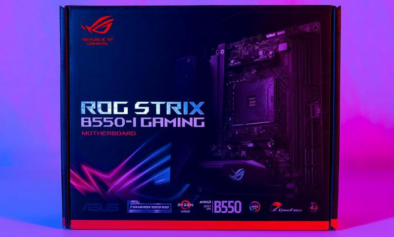 Photo of ASUS ROG Strix B550-I Gaming Motherboard Review