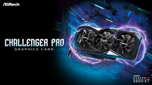 ASRock_Radeon RX 5600 XT Challenger Pro 6G OC_