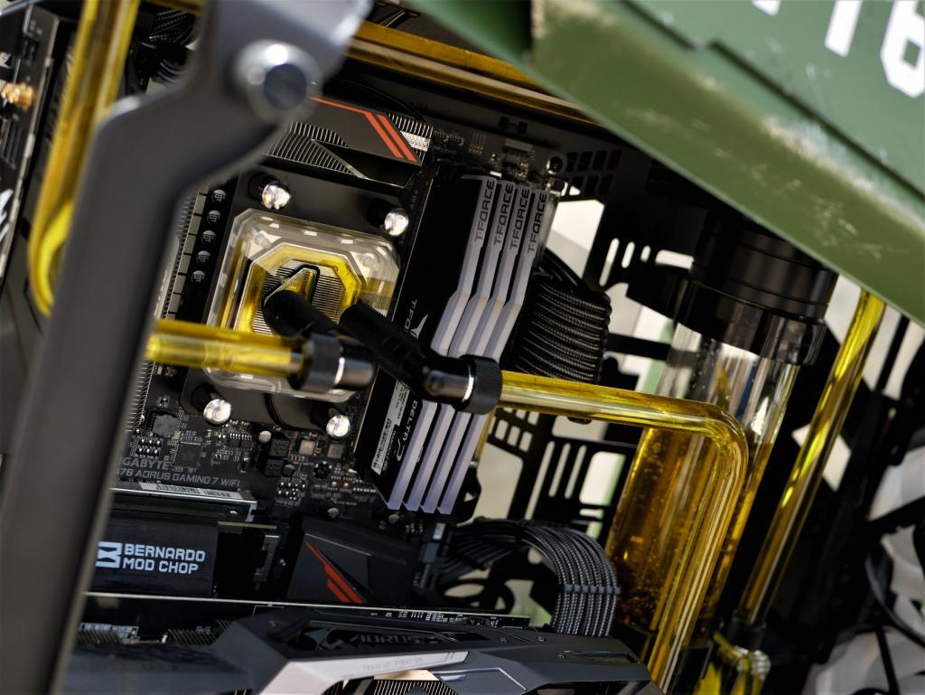 Thermaltake AH T600 Case Mod Apache - Case Mod Monday Case, Case Mod, case mod monday, Thermaltake 7
