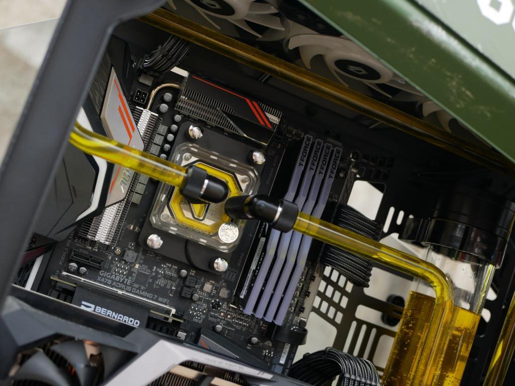 Thermaltake AH T600 Case Mod Apache - Case Mod Monday Case, Case Mod, case mod monday, Thermaltake 5