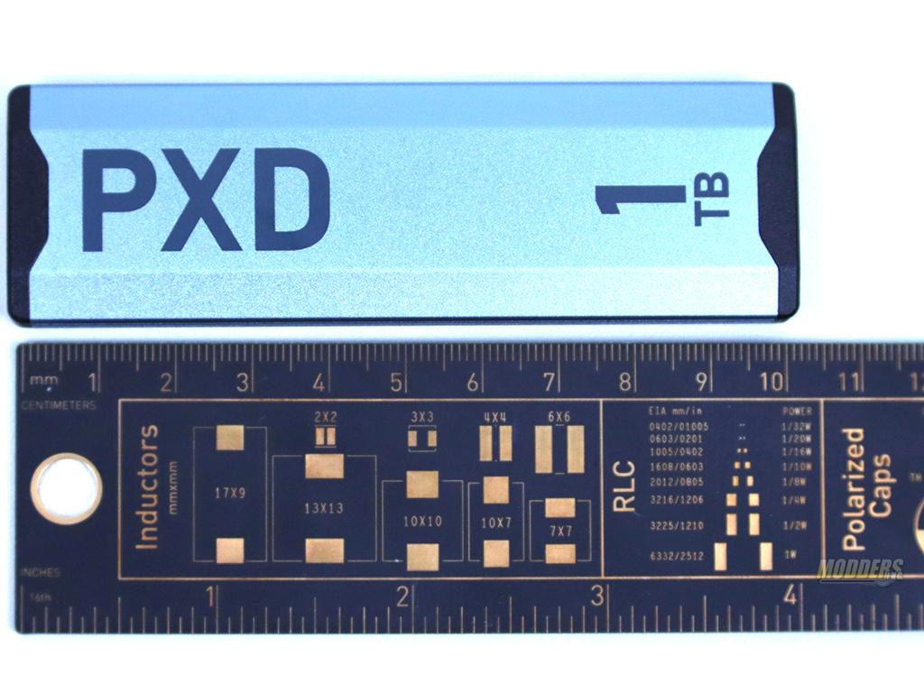 Patriot PXD M.2 PCIE TYPE-C EXTERNAL SSD 1TB, 3.2 USB, Gen 2, m.2, Patriot, portable ssd, type-C, Type-C 3.2 USB Gen 2, USB 3.1 Gen 2 6