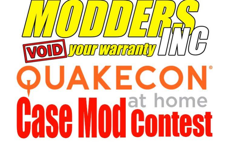 Photo of QuakeCon at Home 2020 PC Case Mod Contest