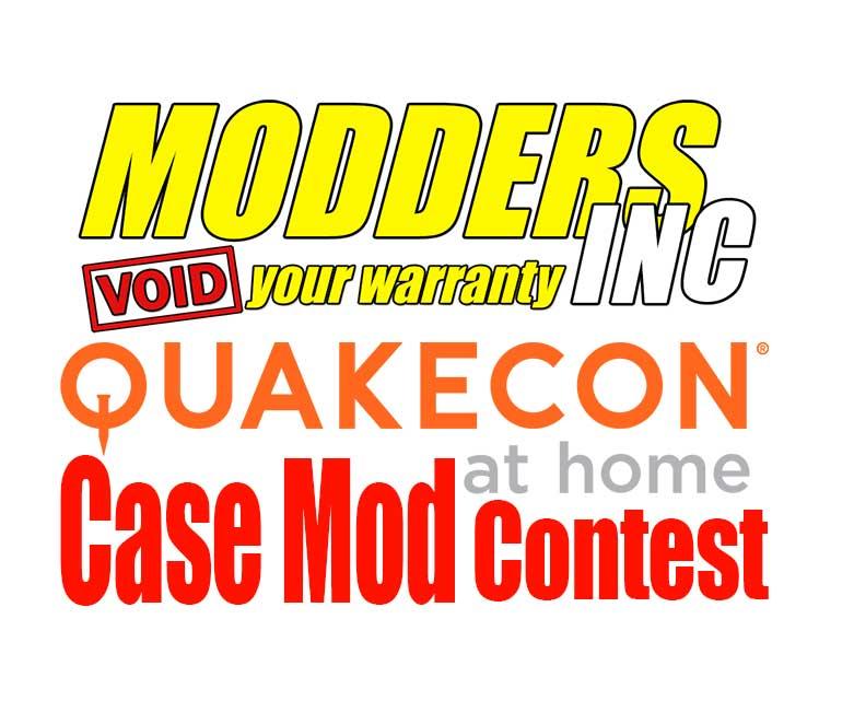 QuakeCon at Home Case Mod Contest