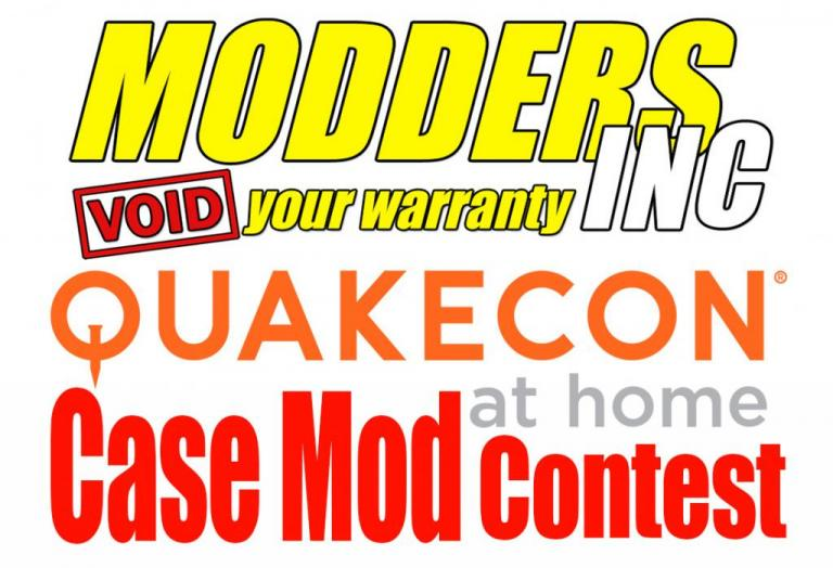 QuakeCon At Home Case Mod Contest Entry Page 1